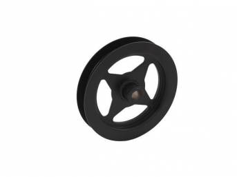 Pulley, P/S Pump, Replacement Style F7zz-3a733-Aa