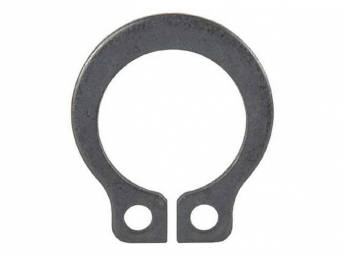 Retainer, Steering Column Bearing, Upper, Metal Snap Ring Style, Original Fodz-3c610-A
