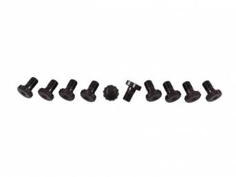ARP Ring Gear Bolt Kit (Pro Series) 12-point for 79-04 Mustangs w/ 8.8 Rear Axle