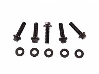 ARP Black Oxide Rear Differential Cover Bolt kit for 79-04 Mustang w/ 7.5 or 8.8