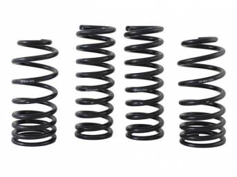 COIL SPRING SET, PROGRESSIVE RATE, FORD RACING, 425/530