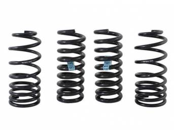 Coil Spring Set, Progressive Rate, Ford Racing, 650