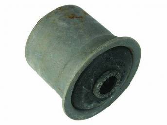 Bushing, Rear Control Arm, Upper, Repro, This Is The Bushing That Mounts Into The Rear Control Arm