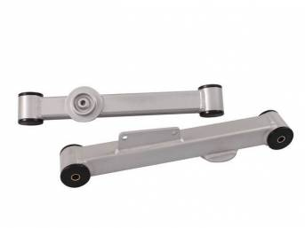 Control Arm Set, Rear Lower, Steeda, Aluminum, Incl