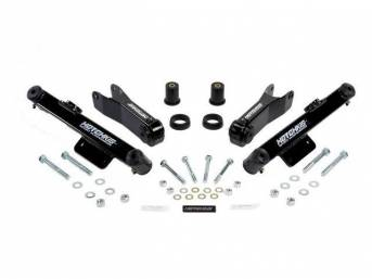 Control Arm Kit, Upper And Lower, Black, Hotchkis,