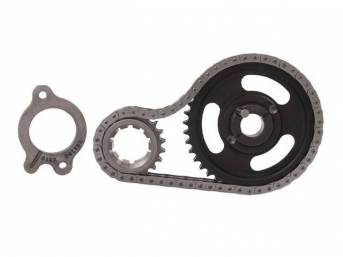 Timing Chain Set, Double Roller, Ford Racing, W/