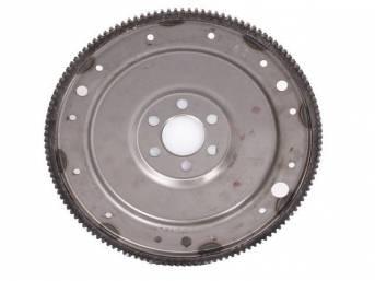 Flexplate, Auto Transmission, Incl Ring Gear, Repro D8bz-6375-B