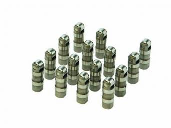 LIFTER SET CAMSHAFT ROLLER HYDRAULIC FORD RACING 16