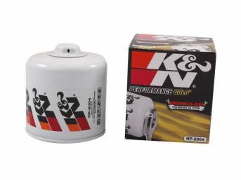 OIL FILTER, K&N, HP SERIES