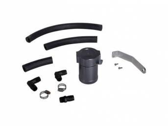 Separator / Catch Can Kit, Air Oil, Bbk