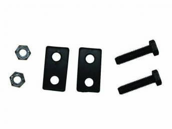 Isolator, Shifter Lever, Steeda, Rubber, Incl Mounting Hardware,