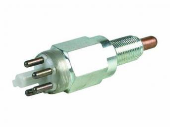 Switch Assy, Neutral Safety, Motorcraft, 4 Prong Connector
