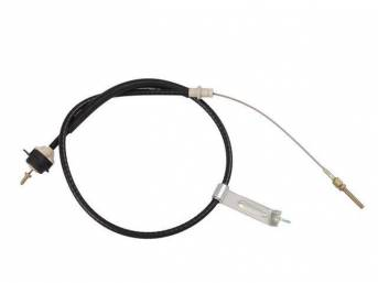Cable, Adjustable Clutch, Ford Racing, Steel Inner Cable