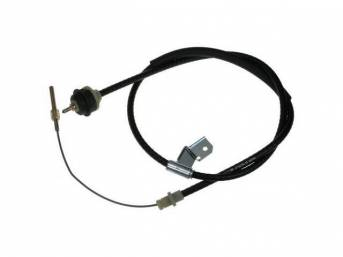 Cable, Adjustable Clutch, Steeda, Stainless Steel Inner Cable
