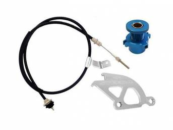 Cable Kit, Clutch Release, Steeda, Incl Heavy Duty