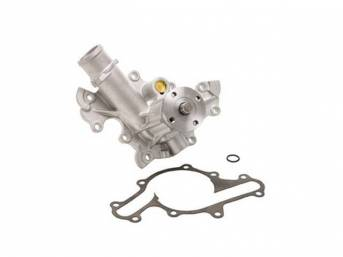 Water Pump, New, Replacement Style, F4sz-8501-A