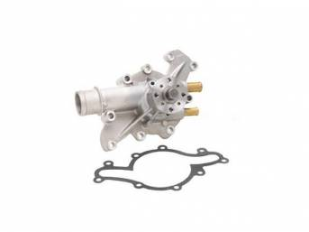 Water Pump, New, Replacement Style, F4zz-8501-B