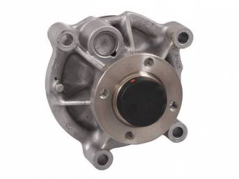 Water Pump, New, Motorcraft, Incl Gasket, W/ Id Code *Yw7e-8501-Bb*, Prior Part Number Yw7z-8501-Bb, 5w7z-8501-Aa