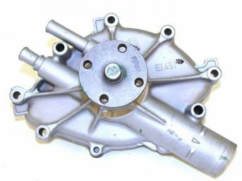 Water Pump, Rebuilt, Replacement Style, Incl Gasket, E5zz-8501-A ** No Core Required **