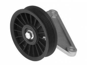 A/C Eliminator Assy, Pulley, Incl Bracket And Correct