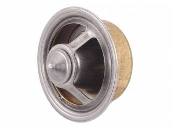 Thermostat, High Performance, 180 Degree, Mr Gasket, Features