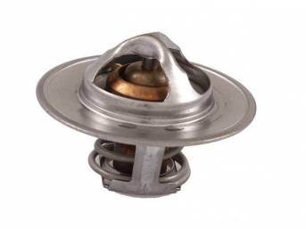 Thermostat, High Performance, 160 Degree, Tuff Stuff,Features Stainless Steel Construction W/ Extra Large Center Port Assuring Increased Coolant Flow