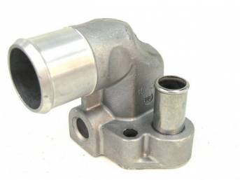 Housing, Water Outlet, Original, Prior Part Number Fozz-8592-A, Fozz-8592-B, Rh-37
