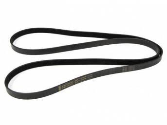 Belt, Serpentine, 27/32 Inch X 88 1/4 Inch, Original, Prior Part Number E5zz-8620-F, Mtc Jk6-882