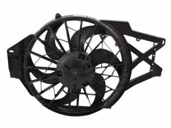 Fan Assy, Motor, Electric, Incl Fan Blade, Shroud And Motor, Motorcraft Prior Part Numbers Xr3z-8c607-Ca 1r3z-8c607-Ca, 3r3z-8c607-Ca, 3r3z-8c607-A