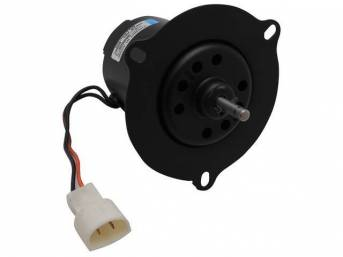 Motor Assy, Electric Radiator Fan, W/ Id Codes *E2zf-Ab*, *E6zf-Aa*, Repro, E3zz-8k621-B
