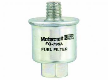 Filter, Fuel, Motorcraft, W/ Id Codes *Eoze-B1a*, *Eoze-B4a*, *Eoze-B5a*