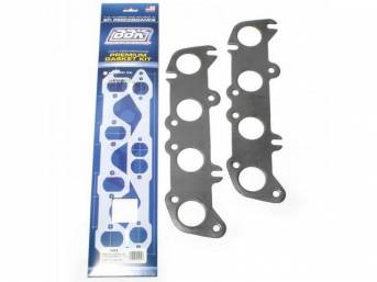 Gaskets, Header, Bbk Performance, Steel Reinfored Graphite Material, Designed To Work With Aftermarket Style Headers, Direct Fit For All Bbk Coyote Headers