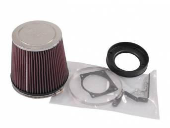 Air Filter, High Performance By K And N,