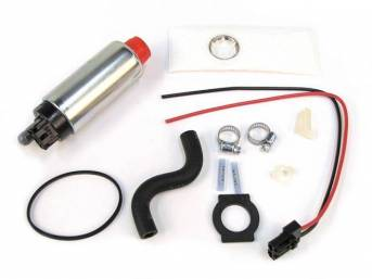 Electric Fuel Pump Kit, In Tank, Bbk Performance, 190 Lph, Incl Strainer And All Installation Hardware, Made To Oem Dimension For Proper Fit.