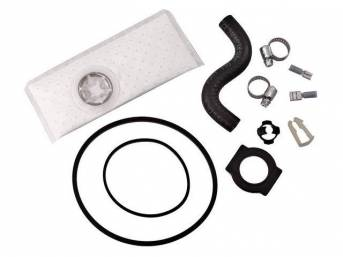 Installation Kit, Fuel Pump, Walbro, Incl Filter, Clamps,