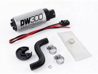 Pump, Fuel, Deatschwerks, 340 Lph Hi Pressure Style,