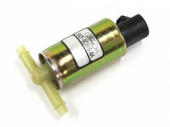Valve Assy, Fuel Vapor Storage Canister Purge Regulator, Color Natural, W/ Id Code *E4zf-Aa*, Original E6zz-9c915-A Cx-1158