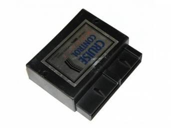 Amplifier Assy, Speed Control, Reman, W/ Id Codes  *D9af-Ba*, *Eoaf-Aa*, **E8af-Aa*, *E9af-Aa*, D9az-9d843-A, Eoaz-9d843-A, E9az-9d843-A, F59z-9d843-Aa