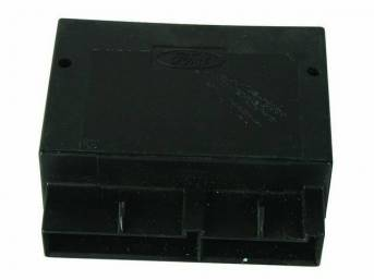 Amplifier Assy, Speed Control, Reman, W/ Id Codes *E9af-Ba*, E9az-9d843-B