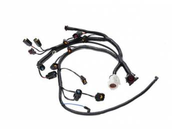 Wiring Assy, Fuel Charging, Injector Harness, Designed With