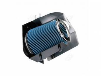 Cold Air Kit, Steeda, Velocity Stack Design, Incl