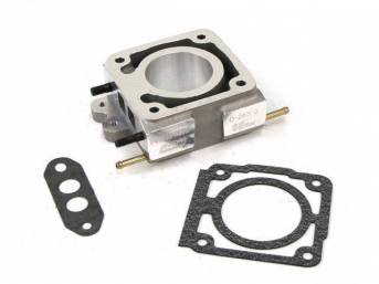 Spacer Assy, Egr Valve, Bbk Performance, 65 Mm Opening, Incl Gaskets, Must Reuse All Stock Components And Hardware, Repro