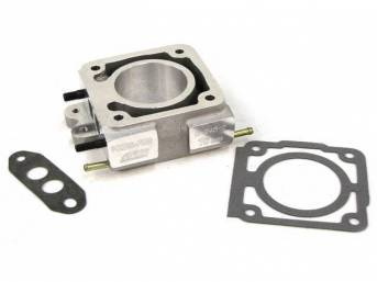 Spacer Assy, Egr Valve, Bbk Performance, 70 Mm Opening, Incl Gaskets, Must Reuse All Stock Components And Hardware, Repro