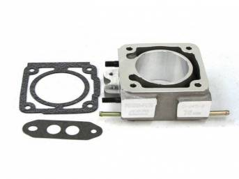 Spacer Assy, Egr Valve, Bbk Performance, 75 Mm Opening, Incl Gaskets, Must Reuse All Stock Components And Hardware, Repro