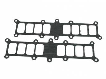 Gasket, Upper Intake Manifold, Bbk Performance, This Gasket Is Located Between The Upper And Lower Intake Manifold