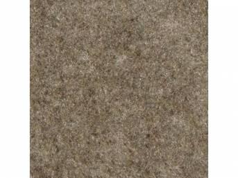 Carpet Standard Cut Pile Nylon Molded Light Pewter