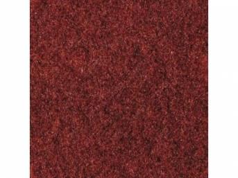 Carpet, Standard Cut Pile Nylon, Molded, Vaquero, Incl