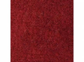 Carpet, Deluxe Cut Pile Nylon, Mass Back Molded,