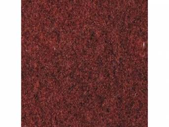 Carpet Deluxe Cut Pile Nylon Molded Vaquero Incl