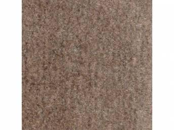 Carpet Standard Cut Pile Nylon Molded Medium Graphite